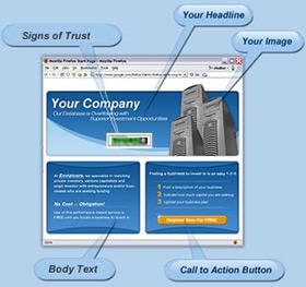 Landing page efectiva, estrategia comercial